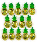 Jolee's Boutique Stickers-Repeat Pineapple