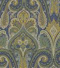 Waverly Multi-Purpose Decor Fabric-Cashmere  Sapphire