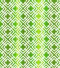 P/K Lifestyles Lightweight Decor Fabric 54\u0022-Picasso\u0027S Cube/Viridian