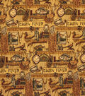 Barrow Multi-Purpose Decor Fabric 58\u0022-Rustic