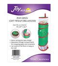 Pop Open Gift Wrap Organizer-39.3\u0022X9.8\u0022