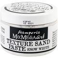 Stamperia Mix Media Art 150 ml Texture Sand Paste-White