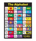 Creative Teaching Press The Alphabet Chart 6pk