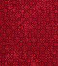 Keepsake Calico Cotton Fabric 43\u0022-Ski Patrol Geometrics Blender