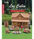 Leisure Arts-Log Cabin