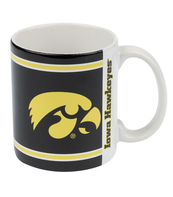 University of Iowa Hawks Coffee Mug