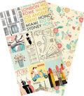 Echo Park Paper Company Metropolitan Girl Inserts-Blank
