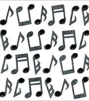 Jolee's Mini Repeats Stickers-Music Notes, , hi-res