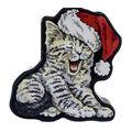 Stampendous Mounted Stamp 3.25\u0022X3.5\u0022-Tired Kitty