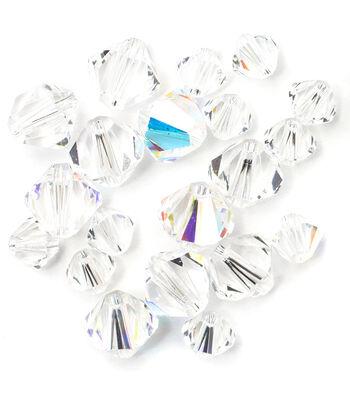 Swarovski Create Your Style 20 pk Bicone Mixed AB Crystal Beads