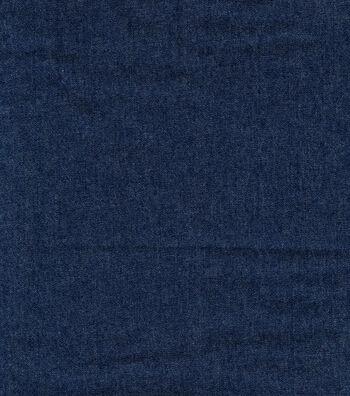 Sew Classic Bottom Weight Stretch Denim Fabric 57''-Dark Wash