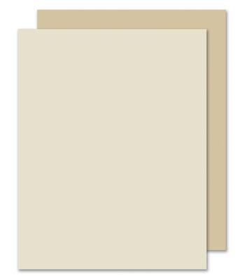 """20""""x30"""" Foam Board Tan-Ivory"""