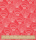 Nautical Cotton Fabric-Shells