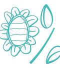 Jane Davenport Artomology 4 pk Dies-Sunflower Journal