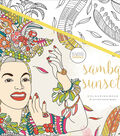 Samba Suns-kaiser Coloring Book