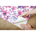 York Wallcoverings Wallpaper-Bright Watercolor Floral