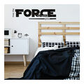 York Wallcoverings Wall Decals-Star Wars May the Force