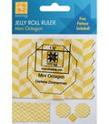 Ez Quilting Mini Octagon Jelly Roll Ruler
