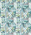 Premium Cotton Fabric 43\u0022-Fiesta Geo Patterns