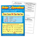 Order of Operations Learning Chart 17\u0022x22\u0022 6pk