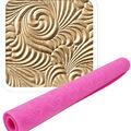 NY Cake Lisa Mansour 22.5\u0027\u0027x15\u0027\u0027 Impression Mat-Pink Rosette