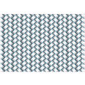 Sizzix 3D Textured Impressions A6 Embossing Folder-Woven