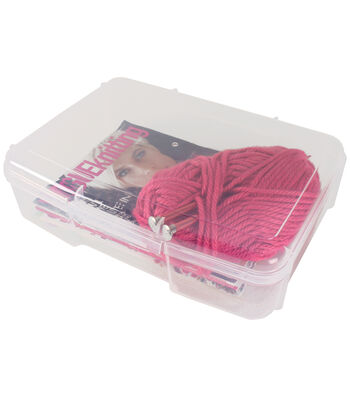 Small Snap Storage Case