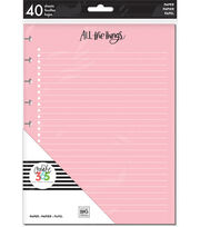 The Happy Planner Colored Fill Paper, , hi-res