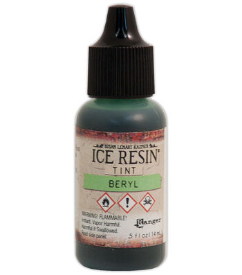 Beryl -ice Resin Tints