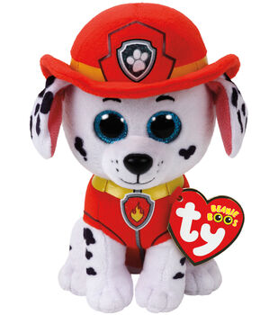 TY Beanie Boo Dalmation Dog-Marshall