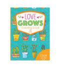 Leisure Arts-Love Grows Coloring Book