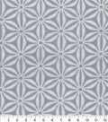 Tommy Bahama Outdoor Fabric 13x13\u0022 Swatch-Star Batik Silver Beach