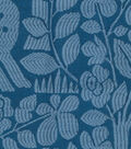 Waverly Upholstery Décor Fabric-Forest Friends Bayside