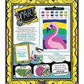 Y\u0027Art Craft Kit-Flamingo
