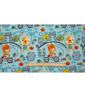 Anti-Pill Fleece Fabric 59\u0022-Playful Bears