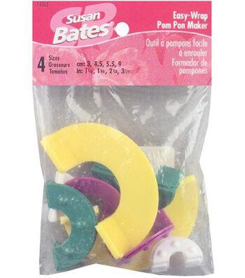 Susan Bates Easy Wrap Pom Pon Maker