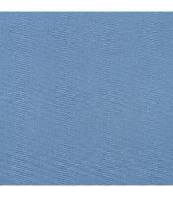 "Home Decor 8""x8"" Fabric Swatch-Stellar Solid / Iris"
