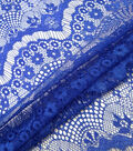 Casa Collection Eyelash Lace Fabric -Solids
