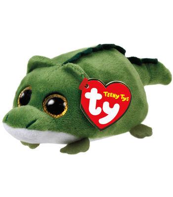 Ty Teeny Tys Plush Wallie Alligator