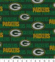 Green Bay Packers Fleece Fabric-Sweater, , hi-res
