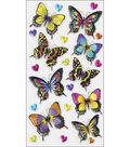 Sticko Plus Stickers-Dancing Butterflies
