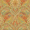 Waverly Lightweight Decor Fabric 54\u0022-Swept Away/Berry