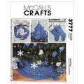 McCall\u0027s Crafts Seasonal Crafts-M3777