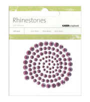 Kaisercraft Rhinestone Embellishments-100PK, , hi-res