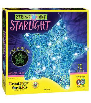 Creativity for Kids String Art Star Light Sparkling Lantern