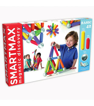 SmartMax Magnetic Building Set 42 Pc