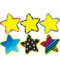 Poppin Patterns: 10 Inch Stars Cut-Outs