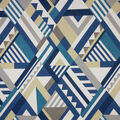 Home Essentials Home Décor Fabric- Chenoa Indigo