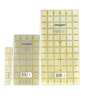 Omnigrid Rotary Ruler Set-Basics