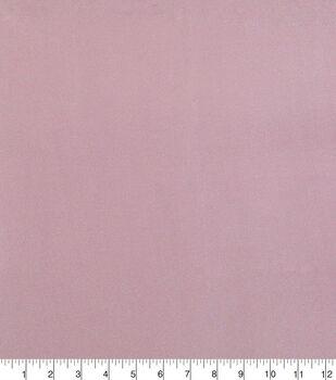 Glitterbug Satin Fabric -Solid Light Pink